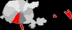 Locația din Kastryčnicki (Кастрычніцкі)