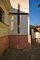 Misijní kříž u kostela, Štěpánov nad Svratkou, okres Žďár nad Sázavou.jpg