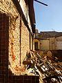 Misiones - Oberá - Casa Italiana - escombros del incendio.JPG