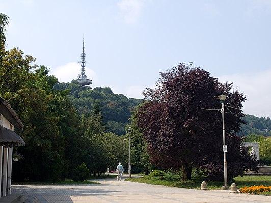 Miskolc-Avas TV Tower