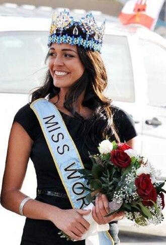Miss World - Image: Missworld 09air