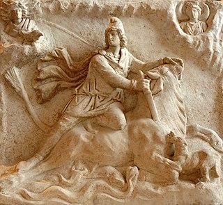 Mitra Indo-Iranian divinity