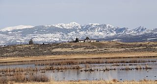 Modoc National Wildlife Refuge National Wildlife Refuge in the United States