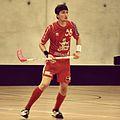Moi au unihockey.JPG