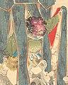 "Monkey art detail, from- (Frontispiece to) ""Fukuro Monogatari"", (by) Izumi Kyoka-Frontispiece to ""An Owl's Story"", by Izumi Kyoka MET DP143085 (cropped).jpg"
