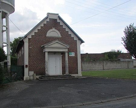 Temple protestant de Montbrehain
