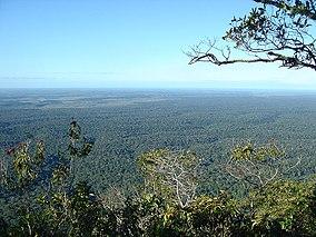 Monte Pascoal National Park