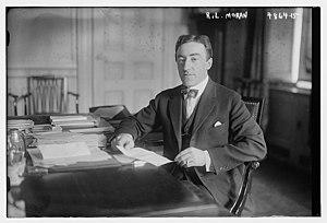 Robert L. Moran - Robert L. Moran Alderman 1915
