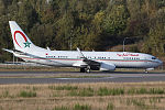 Morocco Air Force Boeing 737-8KB(BBJ2) Bakema-2.jpg