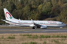 Morocco Air Force Boeing 737-8KB(BBJ2) Bakema-2.jpg