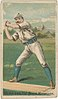 Morrissey, Milwaukee Team, baseball card portrait LCCN2007680722.jpg