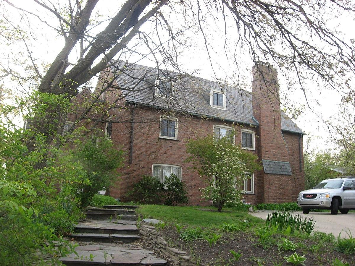 Morse Dell Plain House And Garden Wikipedia