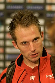 Morten Moldskred Norwegian footballer