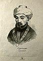 Moses Maimonides. Photogravure. Wellcome V0003789.jpg