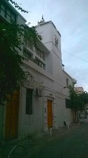 mosque in Tunisia