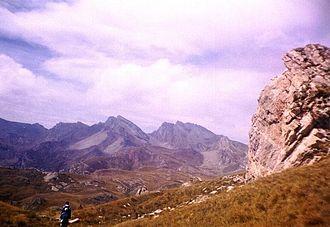 Korab - Image: Mount Korab