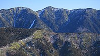 Mount Kohide from Mount Shirakusa (2015-12-08).jpg