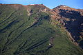 Mount Ontake from Tanohara 2014-09-06.JPG