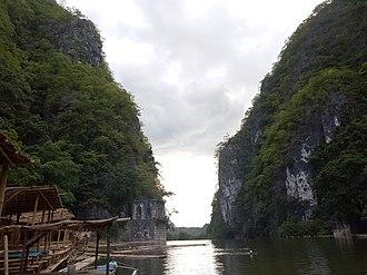 Rodriguez, Rizal - Image: Mounts Pamitinan and Binacayan