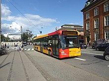 bus 166 køreplan