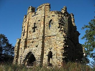Grewelthorpe - Mowbray Castle