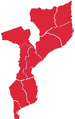 Mozambique 2009 Election Results Map.png