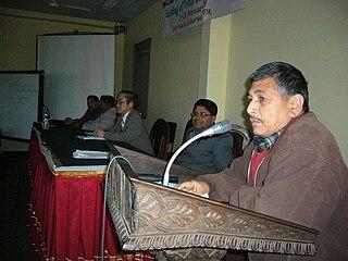 Ramjee Kunwar Nepalese politician