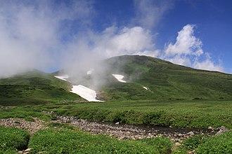 Chōkai Quasi-National Park - Mount Chōkai (2,236 m)
