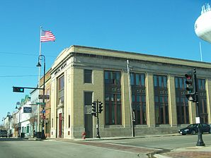 Municipal Building in Mount Horeb
