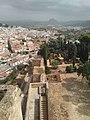 Muralla árabe y pueblo de Antequera.jpg