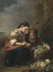 The Little Fruit Seller