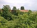 Mury zamkowe w Gniewie - panoramio.jpg