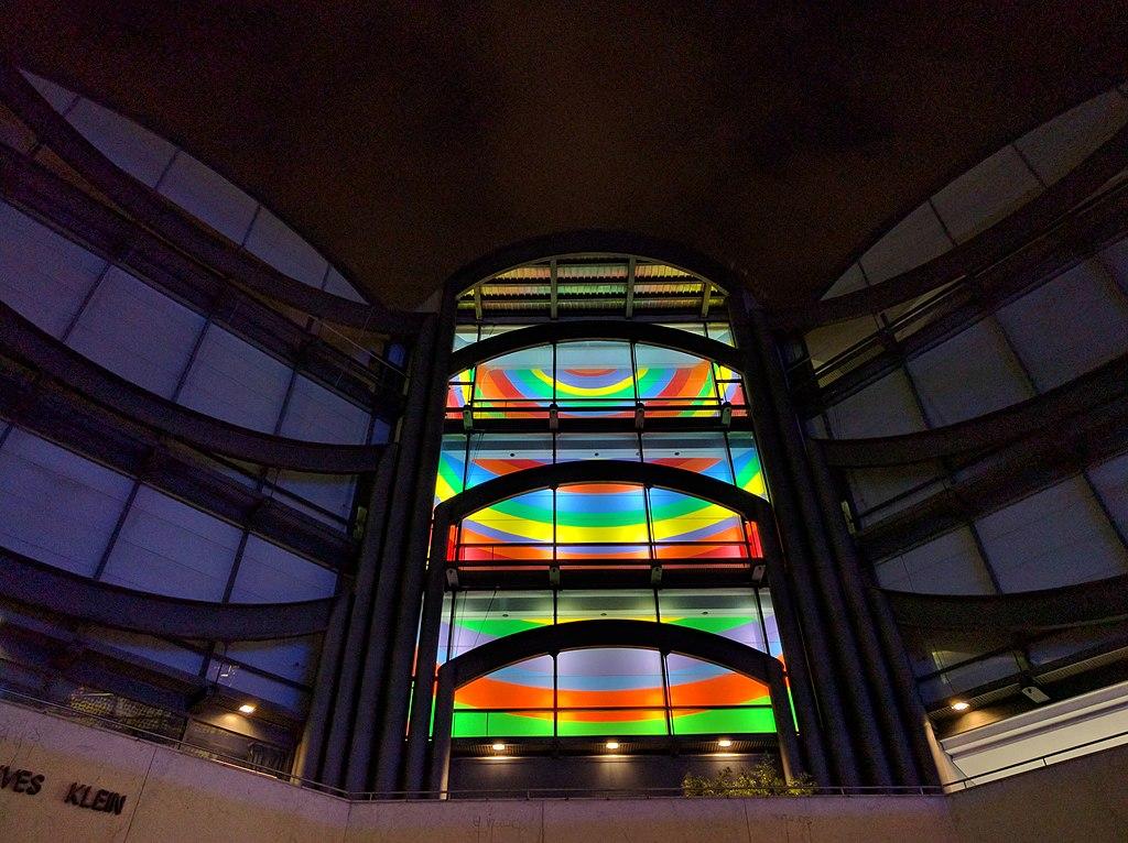 Musée d'art moderne et d'art contemporain Nice IMG 20160817 230956