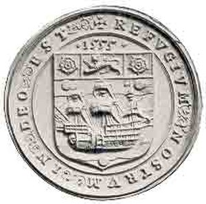 Muscovy Company - Image: Muscovy Company Seal 1555