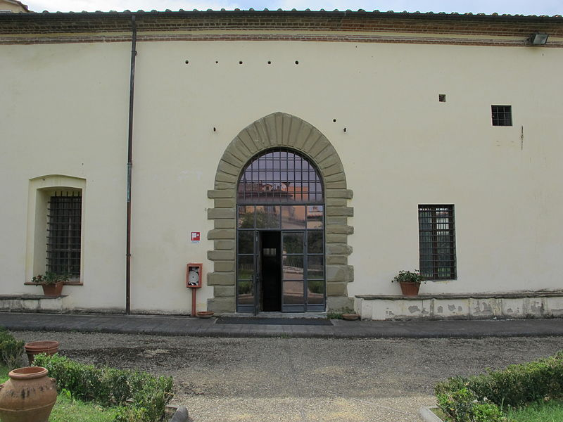 File museo statale d 39 arte medievale e moderna facciata - Arte e giardino ...