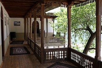 Reza Shah - Museum of Reza Shah Pahlavi, the house where he was born, Alasht, Mazandaran Province