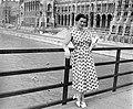 Női portré, 1955 Fortepan 9912.jpg