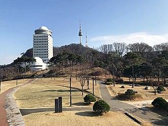 Seoul - Namsan Park