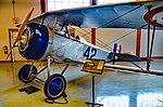 N1918C GARCIA ROBERT A. Model NIEUPORT 17. Serial 1 (2011 Replica) (30491928838).jpg