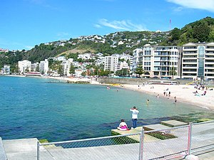 Wellington: N2 Oriental Bay