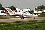 N524SF Cessna525 Coventry (27134090559).jpg