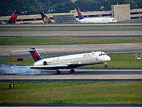 N964DL - MD88 - Delta Air Lines