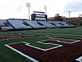 NCCU O'Kelly-Riddick football Stadium.JPG