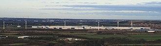 Manufacturing in the United Kingdom - Nissan Motors UK, Sunderland.