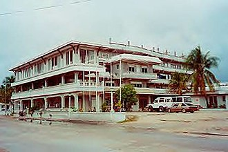Aiwo District - OD-N-Aiwo Hotel