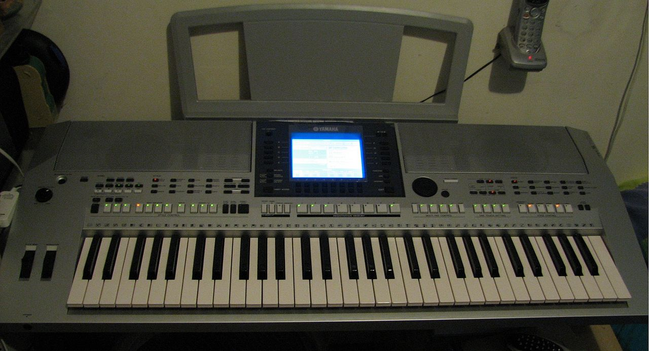 Yamaha Psr  Manual