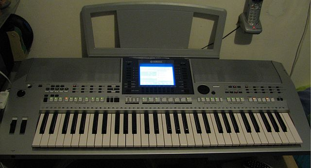 Yamaha Psr S Music Finder