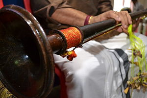 Nadaswaram - Image: Nagaswaram