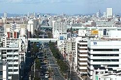 Nagoya Expwy. Tokai Route 20160210B.JPG
