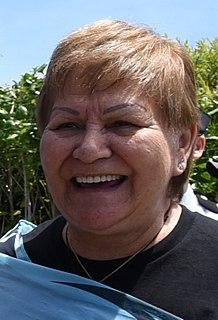 Naida Glavish New Zealand politician and Māori community leader
